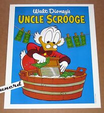 Carl Barks Kunstdruck: Cover zu Uncle Scrooge # 6 - Cover Art Print