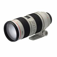[Canon] EF 70-200mm f/2.8L USM  Telephoto Zoom Lens for Canon SLR (Brand New)