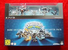 Skylanders Swap Force Dark Edition Starter Pack, Skylander PS3 Spiel, Neu OVP