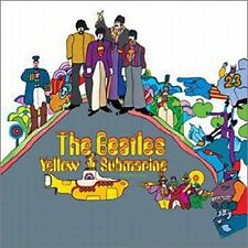 THE BEATLES - Yellow Submarine - Aufkleber / Sticker - Neu
