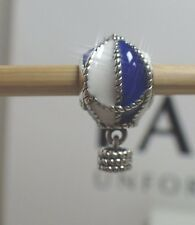 AUTHENTIC PANDORA CHARM HOT AIR BALLON UP AND AWAY 79145ENMX