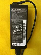 LENOVO ORIGINAL GENUINE OEM 90W 20V 4.5A AC ADAPTER CHARGER 42T4426 4427 LAPTOP