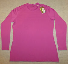 NWT- Nike Golf Dri-Fit Long-Sleeved Tour Performance Crew Base Layer, Women's XL