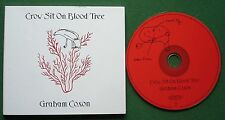 Graham Coxon ex Blur Crow Sit On Blood Tree inc  Thank God For the Rain + CD