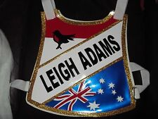 LEIGH ADAMS SPEEDWAY RACE JACKET