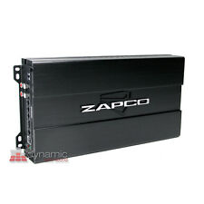 Zapco ST-402D BT Car Stereo 2-Channel Speaker/Sub Class D Bluetooth Audio Amp