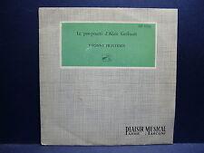 YVONNE PRINTEMPS Le pot pourri d' ALAIN GERBAULT ERF 17032