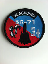 US Air Force Lockheed SR-71 Blackbird CIA Vietnam Skunk Works Spy Plane  Patch