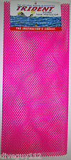 Scuba Diving Tank Net Protector Tight Weave Pink New! TA60PK