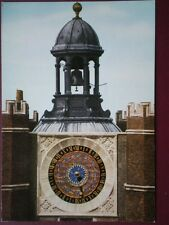 POSTCARD MIDDLESEX HAMPTON COURT - THE ASTRONOMICAL CLOCK