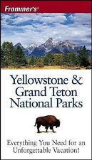Frommer's Yellowstone & Grand Teton National Parks (Park Guides)-ExLibrary