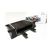 Mini Grill 500W, Serves 4 persons with 4 Non stick small pans