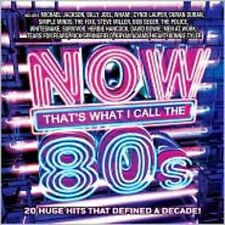 80'S: Now That's What I Call Music - Now That's What I Call Mus (2008, CD NIEUW)