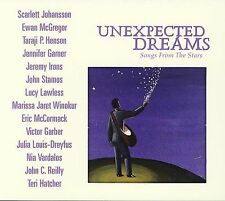Unexpected Dreams Songs from the Stars 2006 Rhino compilation CD
