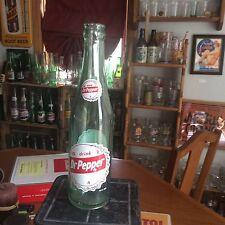 Dr. Pepper Slant Lable Acl Bottle 10 Oz