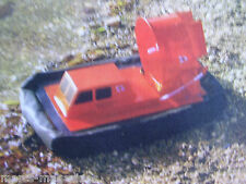 A MODEL BOAT PLAN SOLENT HOVERCRAFT 2008 MAR 3356