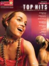 Top Hits, Pro Vocal Songbook &  CD, Women's Edition Vol. 31 (2007)