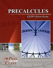 CLEP Precalculus Study Guide (Perfect Bound)
