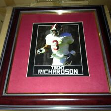 "ALABAMA CRIMSON TIDE FRAMED ART PICTURE "" Trent Richardson "" New Print"