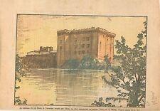 Château de Tarascon Centre d'arts René d'Anjou Tarascon-sur-Rhône Médiéval  1934