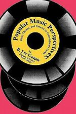 Popular Music Perspectives: Ideas, Themes, and Patterns in Contemporar-ExLibrary