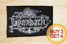 FALKENBACH WT PATCH BUY3 GET4,BATHORY,WINDIR,SUMMONING,ENSLAVED,MOONSORROW,VREID