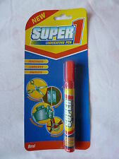 Super Lubricating Pen Use on Wood/Metal/Plastic/rubber Cures sticks and squeaks