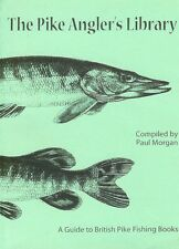 PIKE ANGLERS LIBRARY GUIDE TO PIKE FISHING BOOKS paperback new