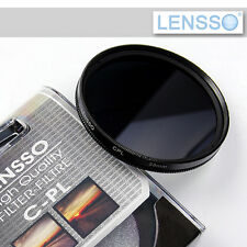 Lensso 46mm PRO Digital Circular Polarising CPL Threaded Universal Filter 46 mm