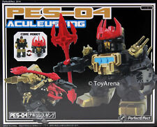 Perfect Effect PES-04 Aculeusking Action Figure IN STOCK USA SELLER