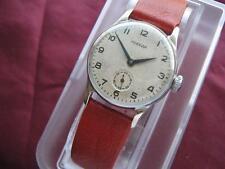 POBEDA ПОБЕДА ChChZ sowjetischen Herren Armbanduhr, 1952, USSR. Gewartet