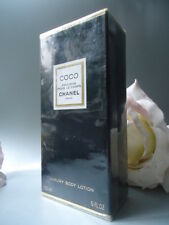 CHANEL COCO LUXURY BODY LOTION 150ml EARLY FORMULA SEALED BOX & CHANEL GIFT WRAP
