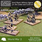RUSSIAN INFANTRY HEAVY WEAPONS - PLASTIC SOLDIER COMPANY - 15MM - WW2