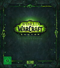 World of Warcraft: Legion (Add-On) - Collector's Edition Pc Neu & Ovp