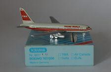 Schabak Boeing 767-231ER TWA 1 Version  in 1: 600 Maßstab