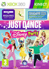 Just Dance Disney Party ~ XBox 360 (en gran condición)