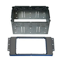 Double Din Fascia Panel Kit For Land Rover Freelander 2 Discovery 3 Sport