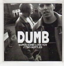 (GB881) Dumb, Super Sonic Love Toy - DJ CD