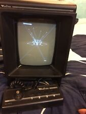 Vintage Vectrex Arcade System Console Model HP 3000 Works includes Minestorm