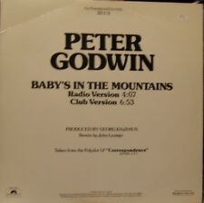 Peter Godwin Baby's In The Mountain 2 mixes Us Dj 12""