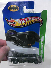 Die-cast 1:64 Hot Wheels 1989 BATMOBILE - Batman,Michael Keaton,Dark Knight