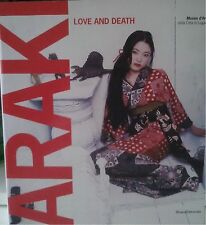 ARAKI - LOVE AND DEATH - MOSTRA MUSEO D'ARTE -LUGANO