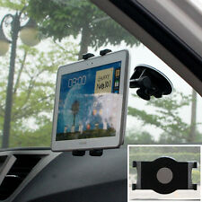 Windshield Car Mount Holder Rotating Suction For Samsung Galaxy Note 10.1 N8000