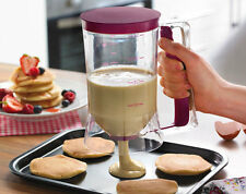 Batter Mixture Dispenser Gadget Utensil Tool Kitchen Cakes Muffins Pancakes Cook