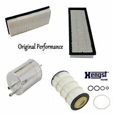 Tune Up Kit Oil Air and Fuel Filters for Mercedes-Benz S430 2000-2006