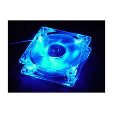 Logisys LT400BL 80mmx80mmx25mm 4 LED BLUE FAN