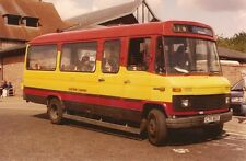 Eastern Counties C711BEX Mercedes L608D 176 to Felixstowe Ferry Bus Photo
