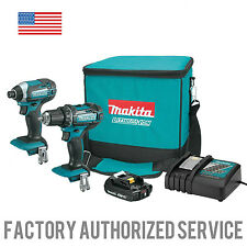 MAKITA CT225R LXT 18v Lithium Ion Cordless Combo (LCT200) THREE YEAR WARRANTY!!!