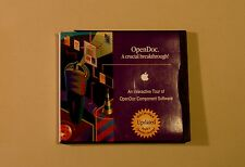 Interactive Tour of OpenDoc Component Software! CD by Apple Computer