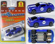 2007 Life-Like FORD MUSTANG GT HO Slot Car 9041 SHARP